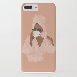 Treat Yourself iPhone Case