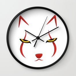 Kittywise Wall Clock