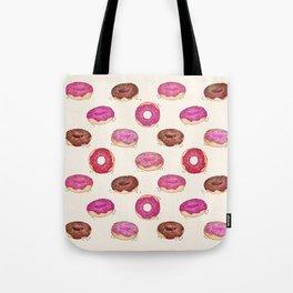 Homemade Doughnuts  Tote Bag