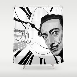 Dalí Shower Curtain