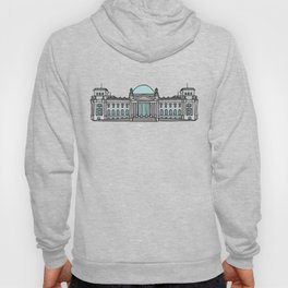 Reichstag building in Berlin Hoody