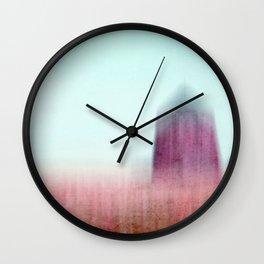 spire Wall Clock