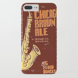 Chicago Brown Ale iPhone Case