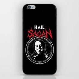 HAIL SAGAN iPhone Skin