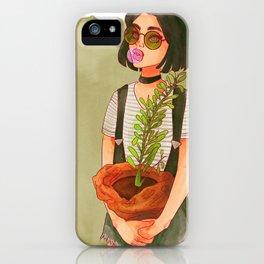 Ms. Lando iPhone Case