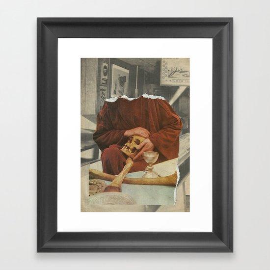 RARE-BREEDS Framed Art Print