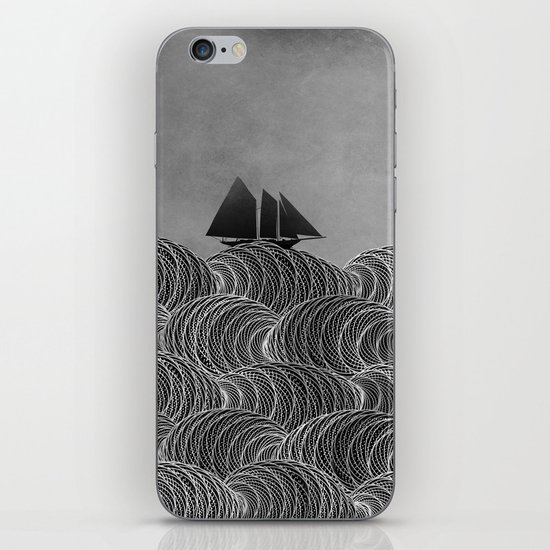 The Ancient Sea iPhone & iPod Skin