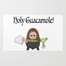 Holy Guacamole Rug