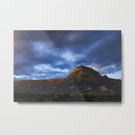 Can't fight the feeling Metal Print