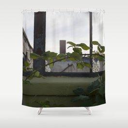 Arc Shower Curtain