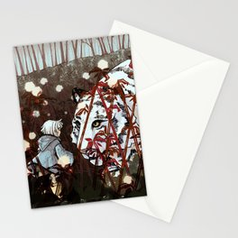 In The Brush Stationery Cards