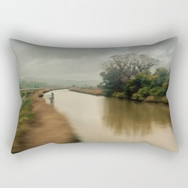 American River Rectangular Pillow