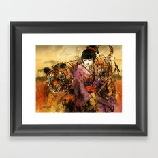 Common Ground Framed Art Print