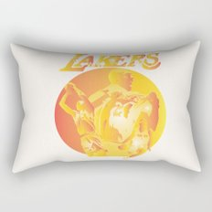 Lakers Rectangular Pillow