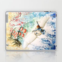 """The flying princess"" Laptop & iPad Skin"