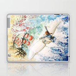 """The flying princess"" Laptop & iPad Skin"