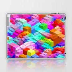 The Future looks bright to me Laptop & iPad Skin