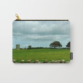 Speeding By The Irish Countryside Carry-All Pouch