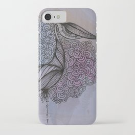The Last to Fall iPhone Case