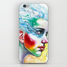 Portrait One iPhone & iPod Skin