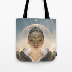 Telepathist Tote Bag