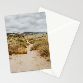 Path at Point Reyes Stationery Cards