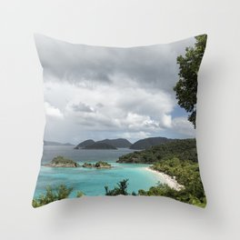 St John - What's Not to Love Throw Pillow