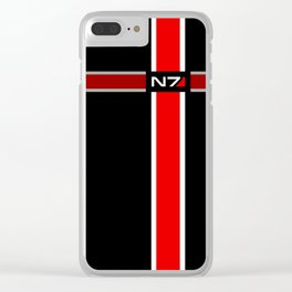 N7 Clear iPhone Case