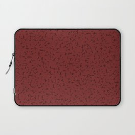 Burgandy Blast Laptop Sleeve