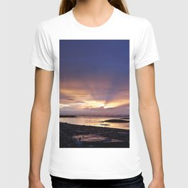 Beams of Light across the Sky T-shirt