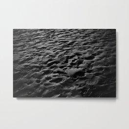 The Sand Metal Print