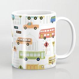 Bus Stop Coffee Mug