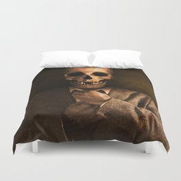 Skull And Crossbones Duvet Cover