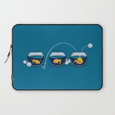 Prepared Fish Laptop Sleeve