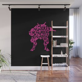 Dva I am number One Wall Mural