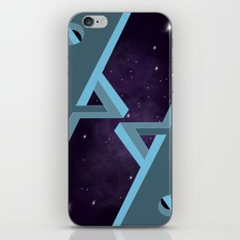 Unsafe Space iPhone Skin