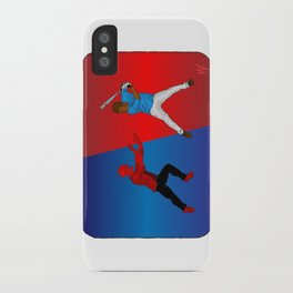 MLZ (Always aim for the head) iPhone Case