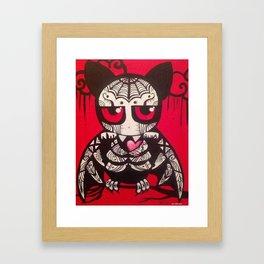 "Bat ""Murcielago""  Framed Art Print"
