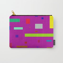Squares and Rectangles 2 Carry-All Pouch
