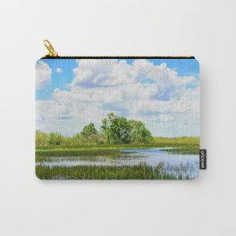 Everglades Reflections Carry-All Pouch