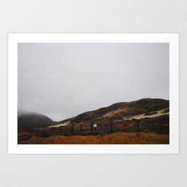 California Coast 1 Art Print