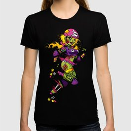 Zombie Derby Doll T-shirt