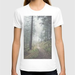 Into the unknown - Landscape and Nature Photography T-shirt