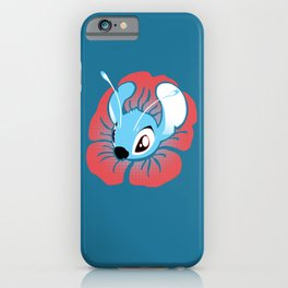 Flower Stitch iPhone Case