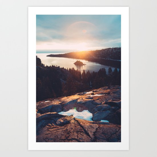 Landscape photography 2 Art Print