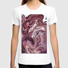 ABSTRACT LIQUIDS 58 T-shirt