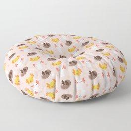 Axolotl Buddies Floor Pillow