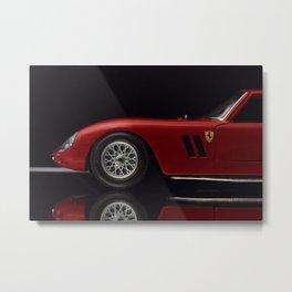 250 GTO #2 Metal Print