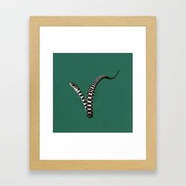 """Frolic"" Framed Art Print"