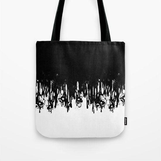 Meltdown Tote Bag